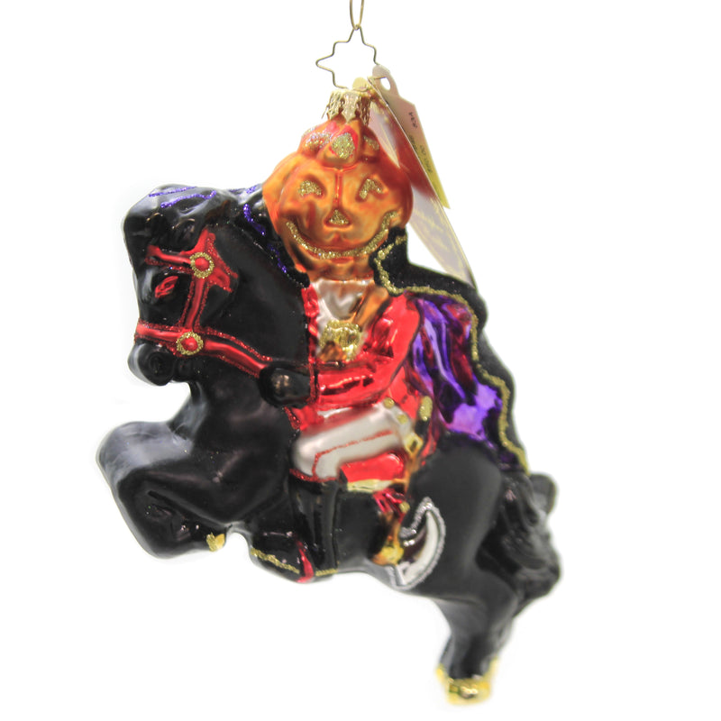 Scary Rider 1017946 Glass Ornaments - SBKGIFTS.COM - SBK Gifts Christmas Shop Cincinnati - Story Book Kids