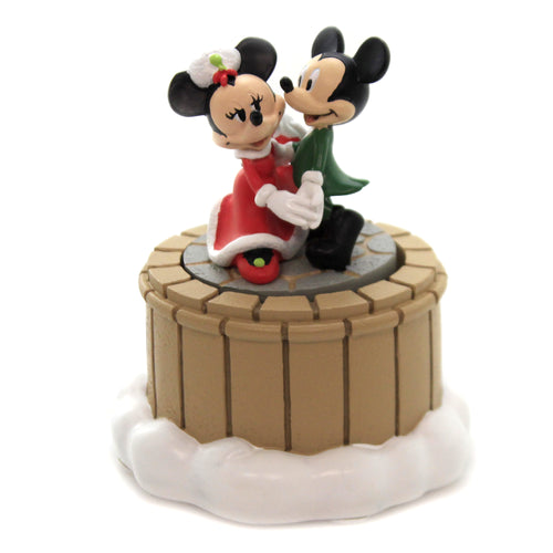 Mickey & Minnie's Dance 6003310 Department 56 Village Accessories - SBKGIFTS.COM - SBK Gifts Christmas Shop Cincinnati - Story Book Kids