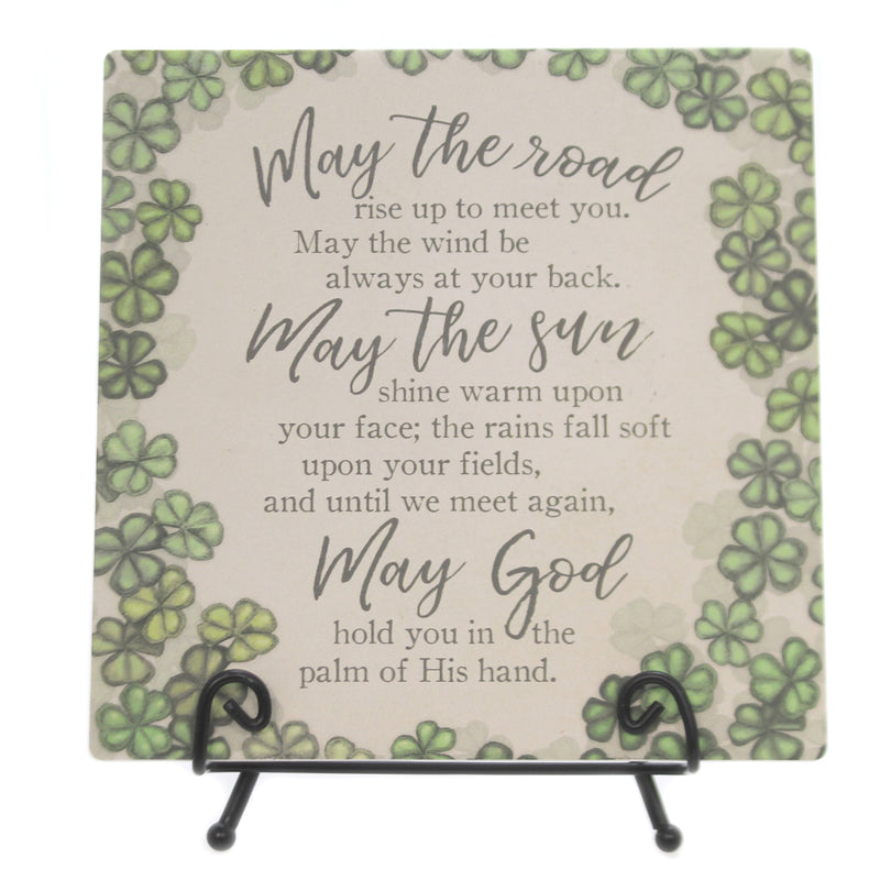 Irish Blessing Plaque 23494 Home Decor Signs And Plaques - SBKGIFTS.COM - SBK Gifts Christmas Shop Cincinnati - Story Book Kids