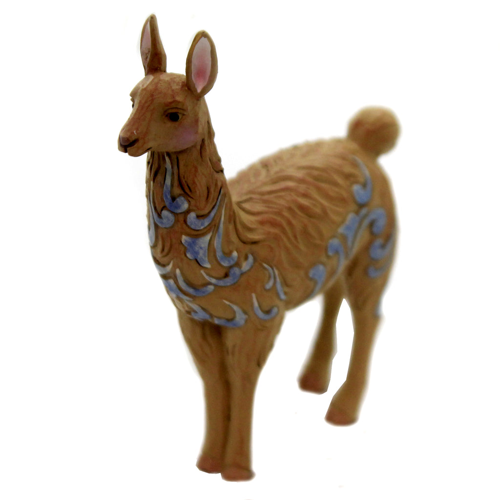 Mini Llama 6006446 Jim Shore Figurines - SBKGIFTS.COM - SBK Gifts Christmas Shop Cincinnati - Story Book Kids