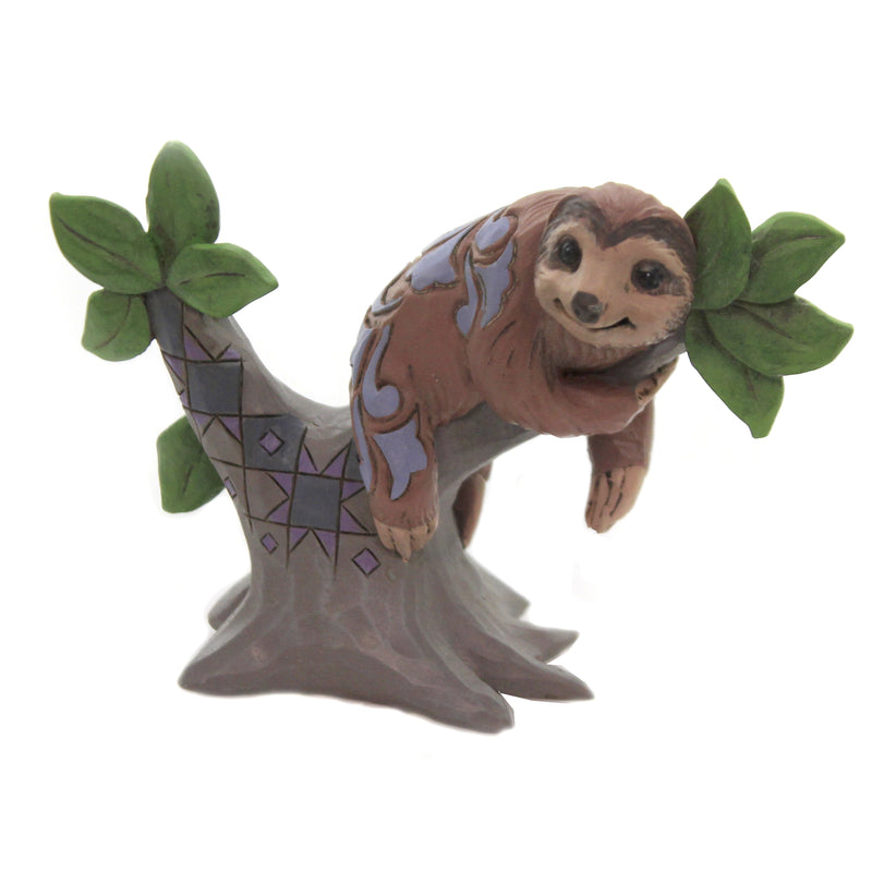 Mini Sloth 6006447 Jim Shore Figurines - SBKGIFTS.COM - SBK Gifts Christmas Shop Cincinnati - Story Book Kids