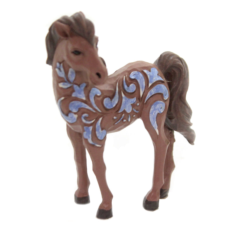 Mini Pony 6006520 Jim Shore Figurines - SBKGIFTS.COM - SBK Gifts Christmas Shop Cincinnati - Story Book Kids