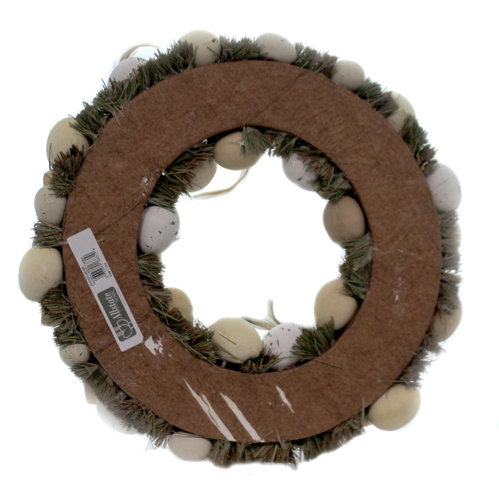 Speckled Egg Wreath Ahn003 Home & Garden Wreaths - SBKGIFTS.COM - SBK Gifts Christmas Shop Cincinnati - Story Book Kids
