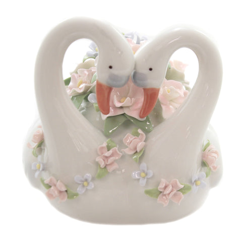 Swans Musical 20958 Figurines - SBKGIFTS.COM - SBK Gifts Christmas Shop Cincinnati - Story Book Kids