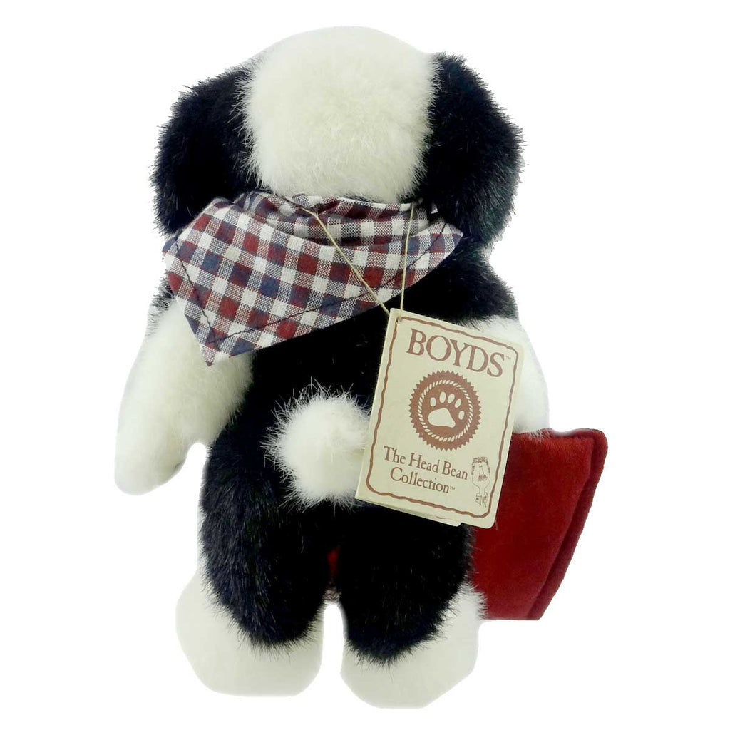 Boyds Bears Plush Checkers Plush