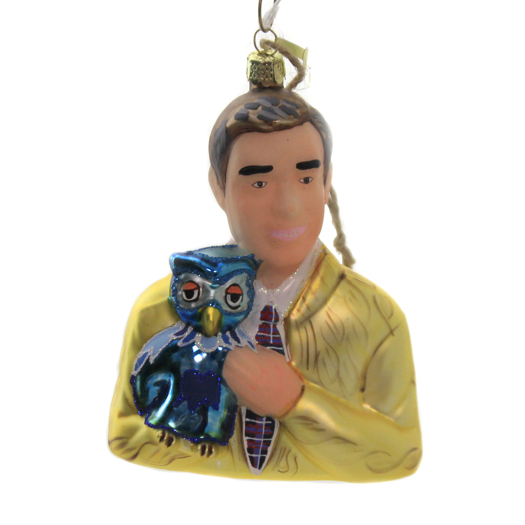 Mister Rodgers Go4286 Glass Ornaments - SBKGIFTS.COM - SBK Gifts Christmas Shop Cincinnati - Story Book Kids