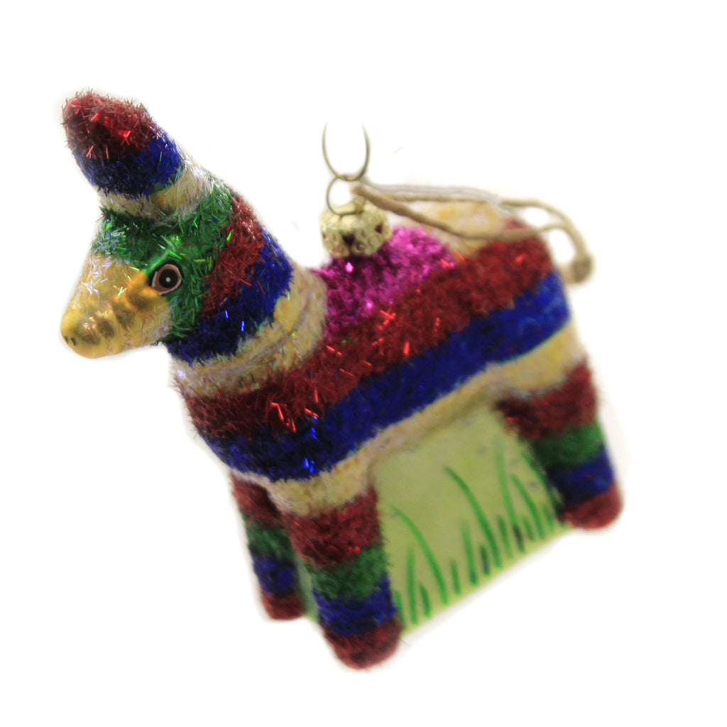Piñata Go1576p Glass Ornaments - SBKGIFTS.COM - SBK Gifts Christmas Shop Cincinnati - Story Book Kids