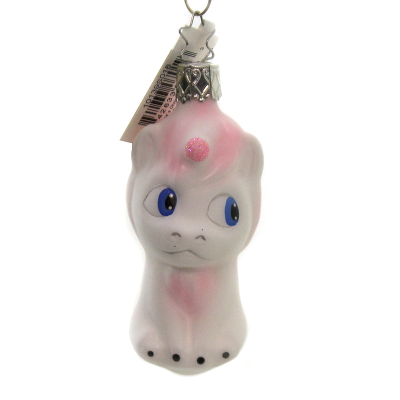 Starlight Unicorn 10139S018 Inge Glas Glass Ornaments - SBKGIFTS.COM - SBK Gifts Christmas Shop Cincinnati - Story Book Kids