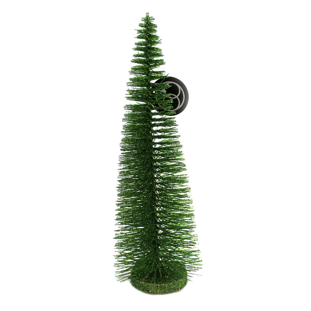 Xmbar Bright Green Glitter Tree 6005053 Christmas Bottle Brush Trees And Feather Trees And Tinsel Trees And Decorative Trees - SBKGIFTS.COM - SBK Gifts Christmas Shop Cincinnati - Story Book Kids