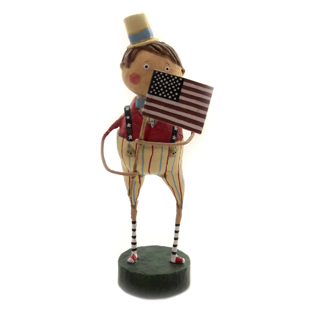 Franklin Freedom 34000 Lori Mitchell Figurines - SBKGIFTS.COM - SBK Gifts Christmas Shop Cincinnati - Story Book Kids
