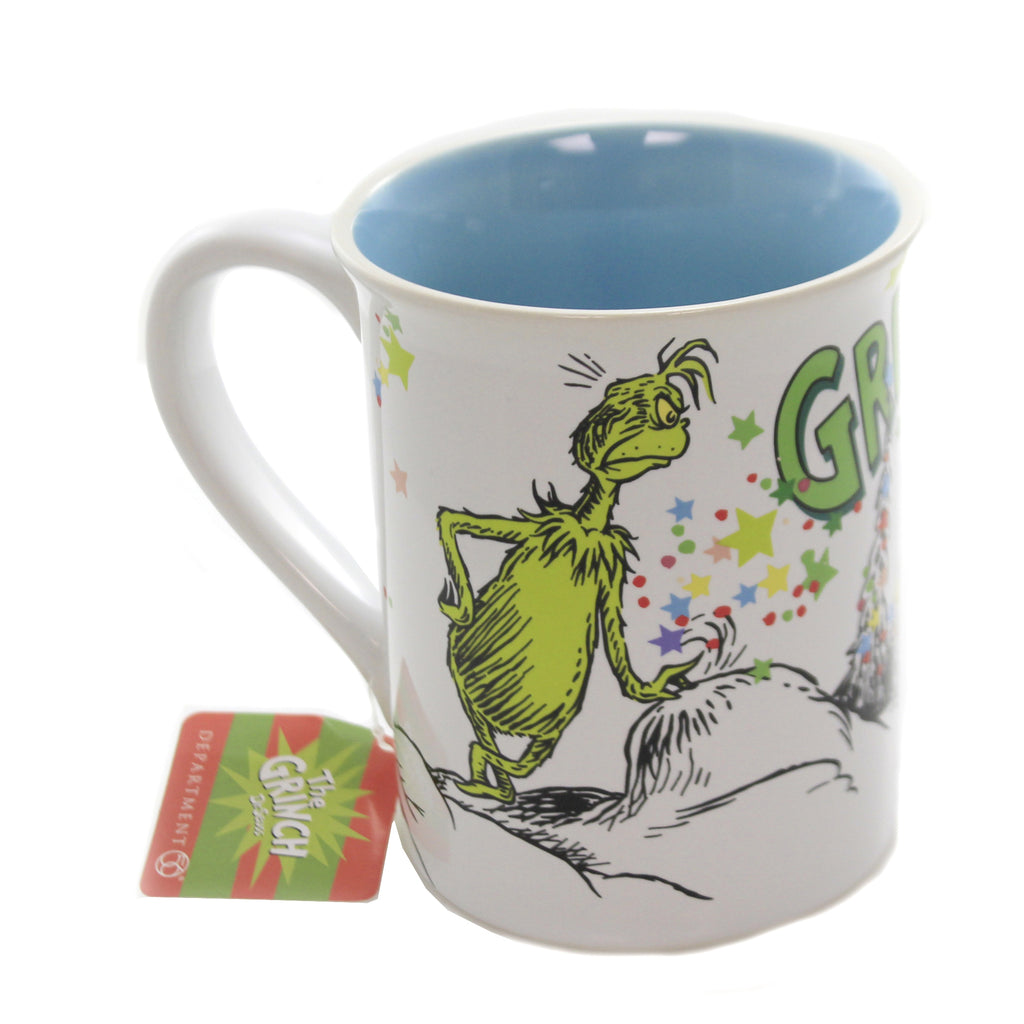 Grinch Mug 6011013 Tabletop Coffee Cups And Mugs - SBKGIFTS.COM - SBK Gifts Christmas Shop Cincinnati - Story Book Kids