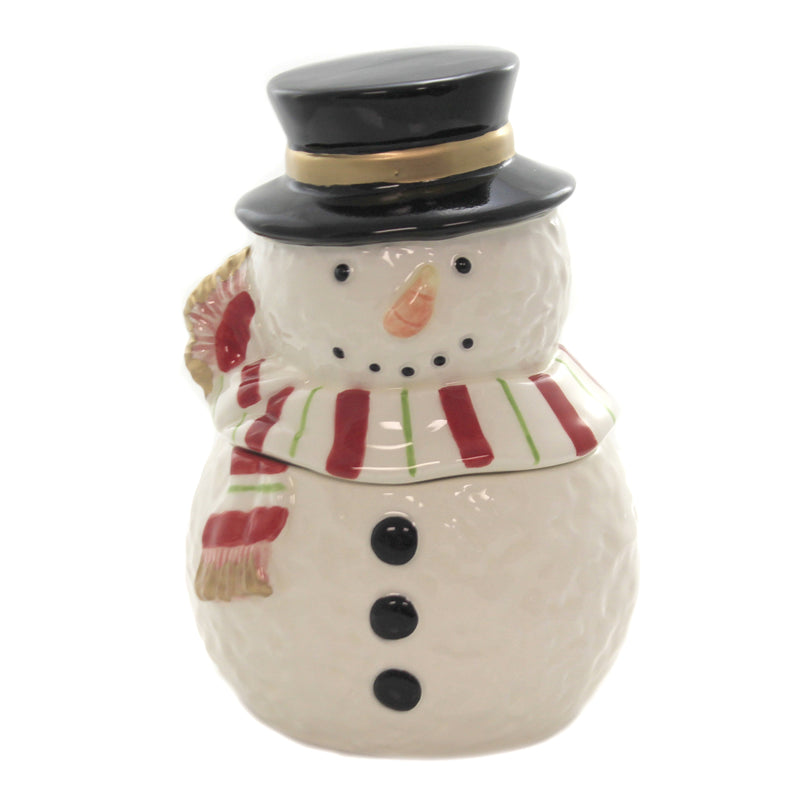 Snowman Candy Box 56545. Tabletop Other Decorative Serveware And Kitchen Accessories - SBKGIFTS.COM - SBK Gifts Christmas Shop Cincinnati - Story Book Kids