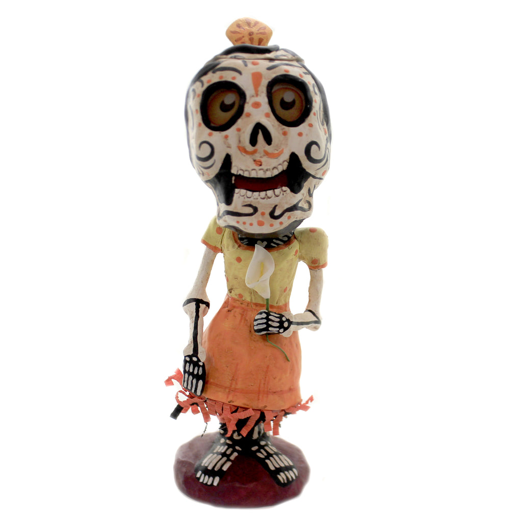 Frida Skelly 43005 Jorge De Rojas Figurines - SBKGIFTS.COM - SBK Gifts Christmas Shop Cincinnati - Story Book Kids
