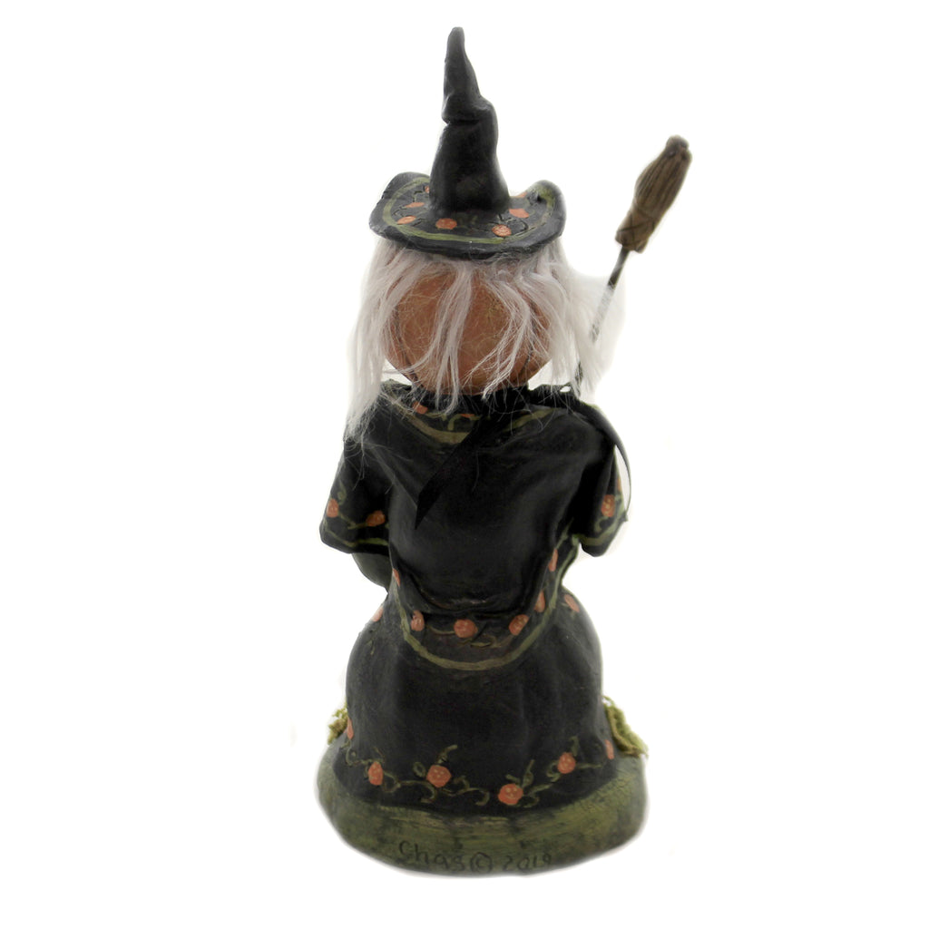 Witch In The Woods 24147. Figurines - SBKGIFTS.COM - SBK Gifts Christmas Shop Cincinnati - Story Book Kids