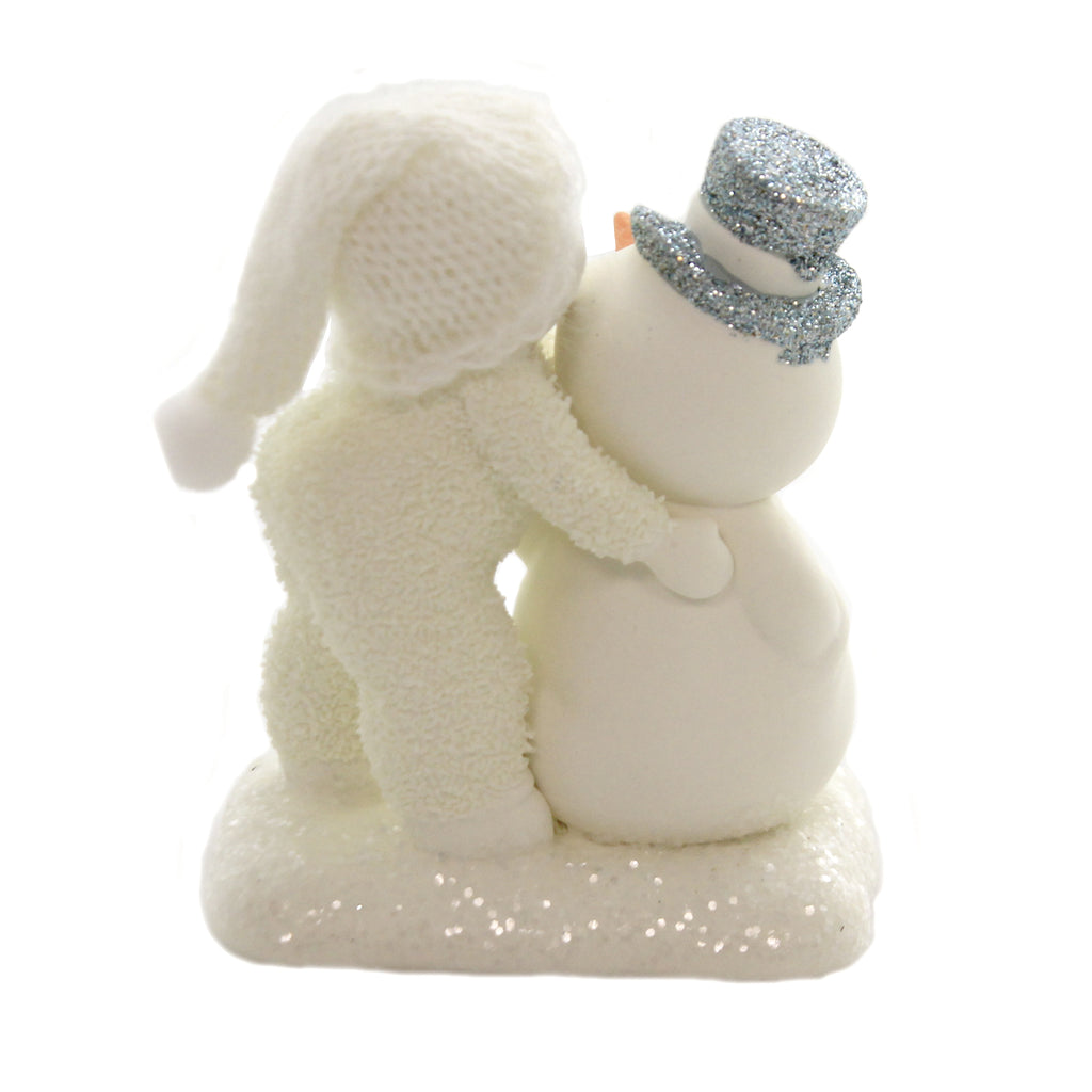 A Kiss For The Man I Love 6003483 Dept 56 Snowbabies Figurines - SBKGIFTS.COM - SBK Gifts Christmas Shop Cincinnati - Story Book Kids