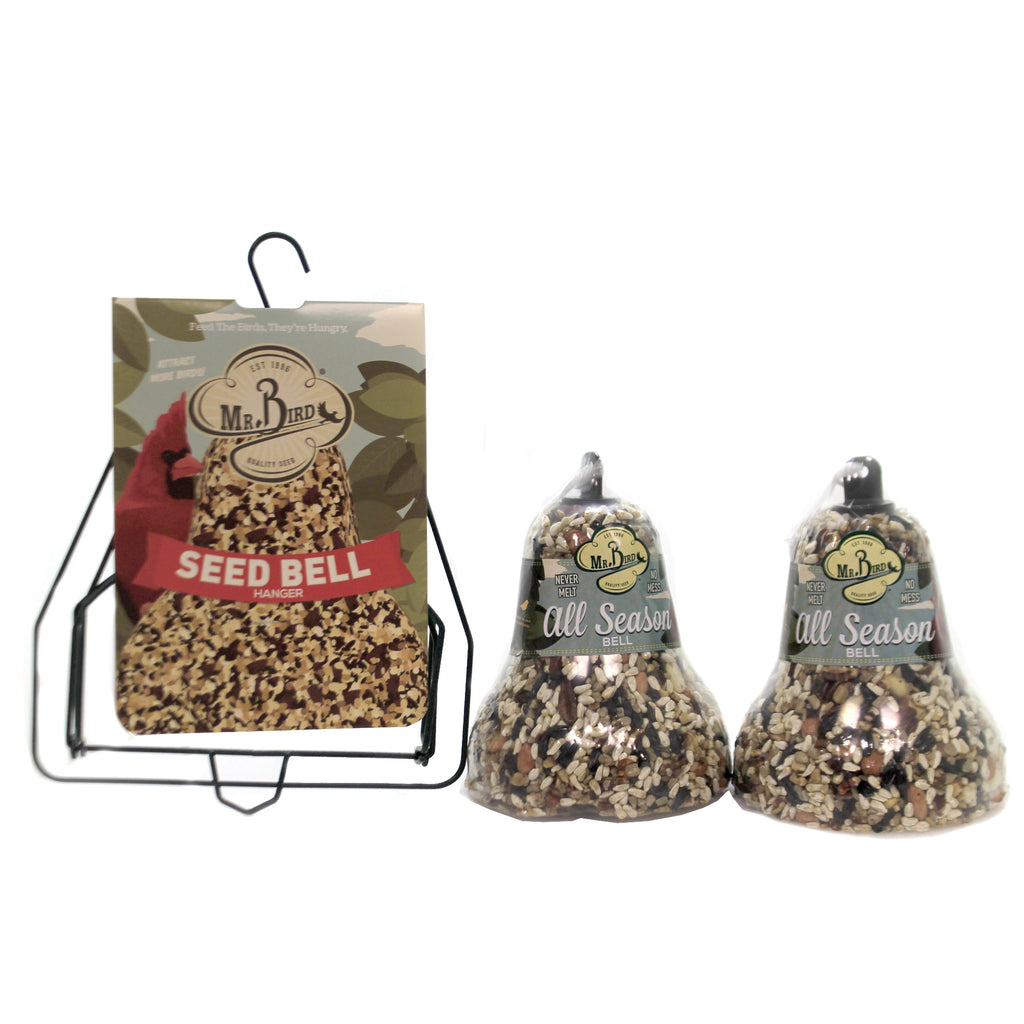 All Season Bell W/ Hanger 621*805 Home & Garden Bird Supplies - SBKGIFTS.COM - SBK Gifts Christmas Shop Cincinnati - Story Book Kids