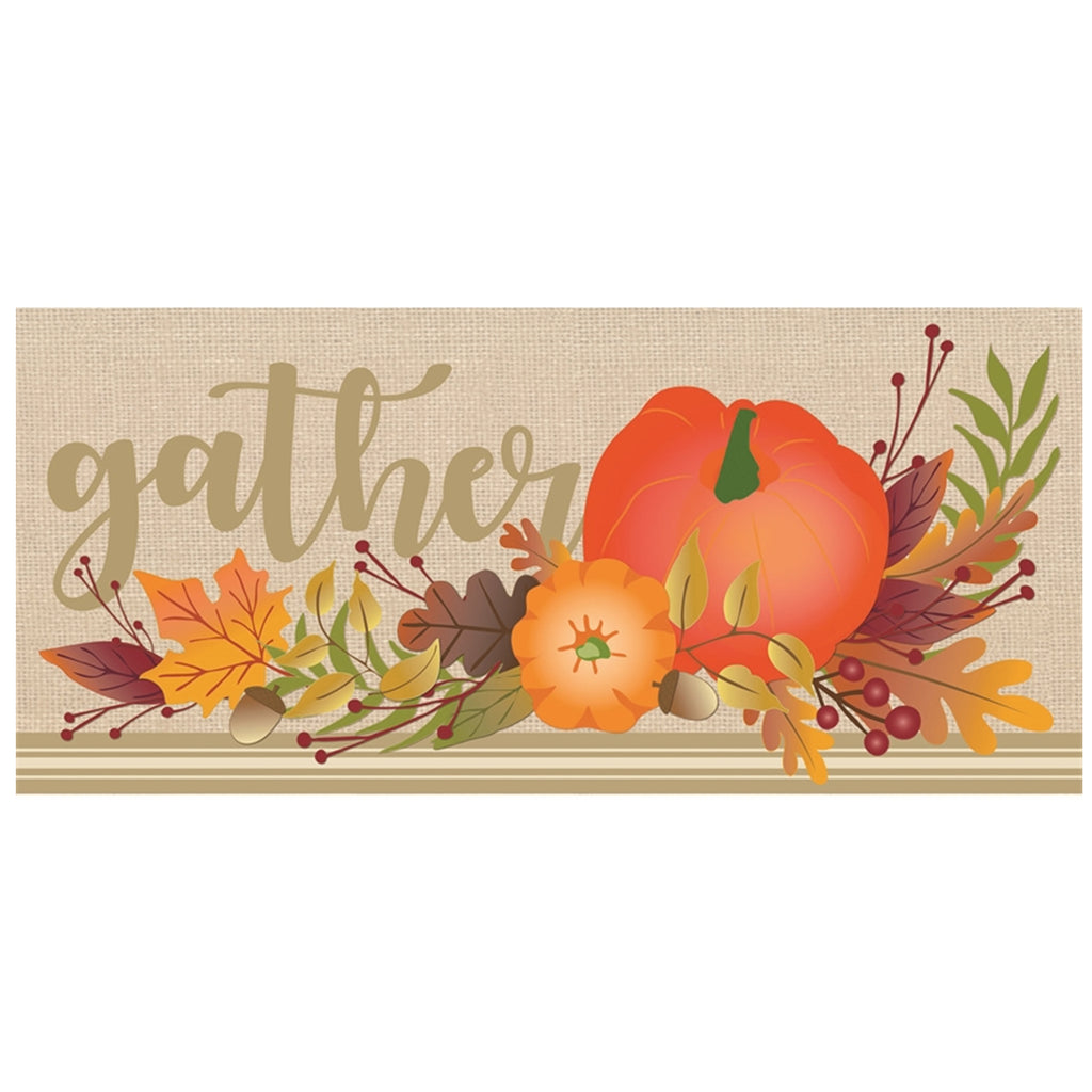 Autumn Gather Switch Mat 431715 Home & Garden Door Mats - SBKGIFTS.COM - SBK Gifts Christmas Shop Cincinnati - Story Book Kids