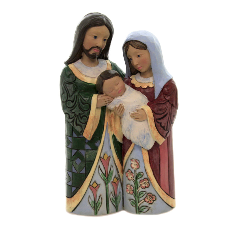 Blessed With A Saviour Pint Size 6006657 Jim Shore Figurines - SBKGIFTS.COM - SBK Gifts Christmas Shop Cincinnati - Story Book Kids