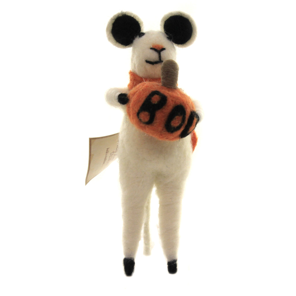 Boo The Mouse Lm8166 Halloween Plush - SBKGIFTS.COM - SBK Gifts Christmas Shop Cincinnati - Story Book Kids