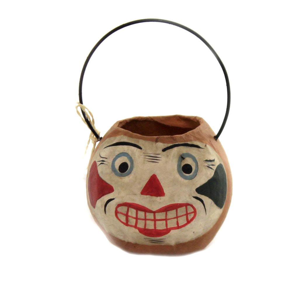 Halloween Mini Bucket. Tj3146 Clown Halloween Home Decor - SBKGIFTS.COM - SBK Gifts Christmas Shop Cincinnati - Story Book Kids