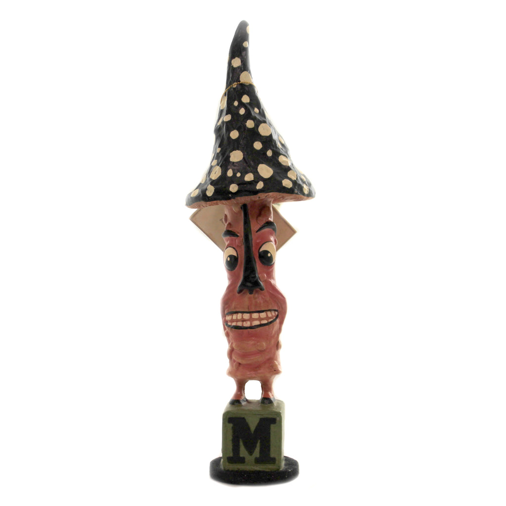 Shroom Figurine Hh9217 Halloween Figurines - SBKGIFTS.COM - SBK Gifts Christmas Shop Cincinnati - Story Book Kids