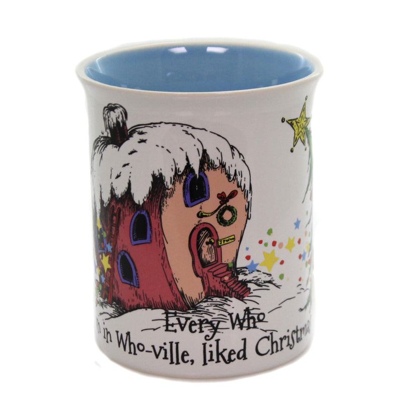 Cindy-Lou Who Mug 6011014 Tabletop Coffee Cups And Mugs - SBKGIFTS.COM - SBK Gifts Christmas Shop Cincinnati - Story Book Kids