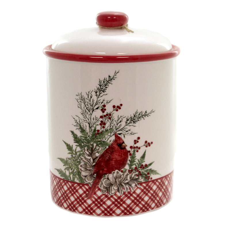Cardinal Cookie Jar 9994696 Tabletop Cookie Jars - SBKGIFTS.COM - SBK Gifts Christmas Shop Cincinnati - Story Book Kids