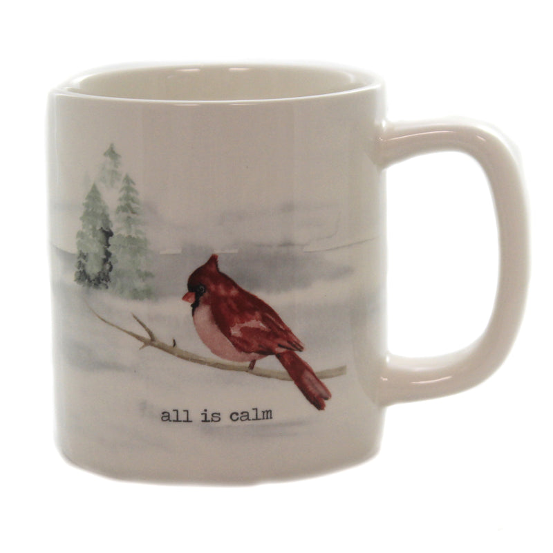 Winterland Mug 8008660C Tabletop Coffee Cups And Mugs - SBKGIFTS.COM - SBK Gifts Christmas Shop Cincinnati - Story Book Kids