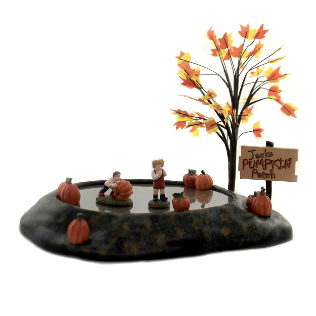 Animated Pumpkin Patch 6005554 Department 56 Accessory Department 56 Halloween Village Accessories - SBKGIFTS.COM - SBK Gifts Christmas Shop Cincinnati - Story Book Kids