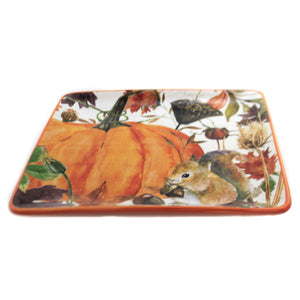 Harvest Home Platter 9594663 Tabletop Plates And Platters - SBKGIFTS.COM - SBK Gifts Christmas Shop Cincinnati - Story Book Kids