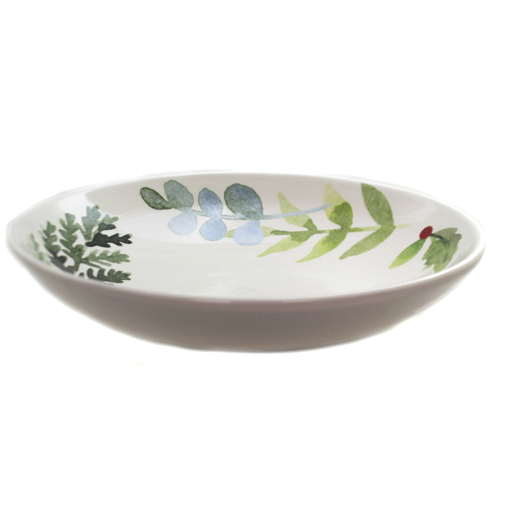 Winter Berry Serving Bowl 8000667 Tabletop Serving Bowls - SBKGIFTS.COM - SBK Gifts Christmas Shop Cincinnati - Story Book Kids