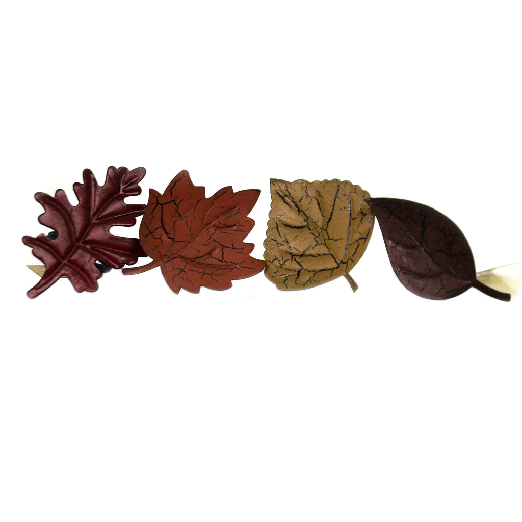 Leaf Napkin Rings 81675 Fall Other Decorative Serveware And Kitchen Accessories - SBKGIFTS.COM - SBK Gifts Christmas Shop Cincinnati - Story Book Kids
