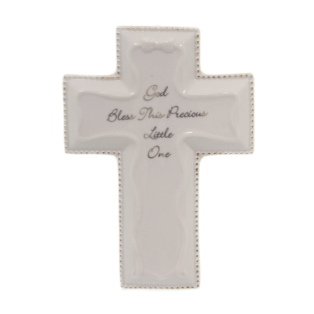 God Bless Wall Cross 65877 Religious Wall Decor And Hanging Decor - SBKGIFTS.COM - SBK Gifts Christmas Shop Cincinnati - Story Book Kids