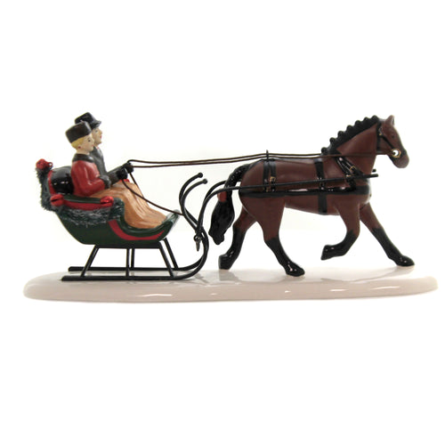 Sleigh Bell Ride 6005492 Department 56 Accessory Department 56 Village Accessories - SBKGIFTS.COM - SBK Gifts Christmas Shop Cincinnati - Story Book Kids