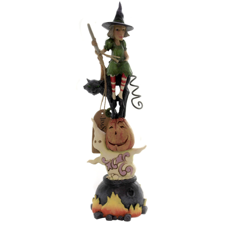 Recipe For Fright 6006698 Jim Shore Figurines - SBKGIFTS.COM - SBK Gifts Christmas Shop Cincinnati - Story Book Kids