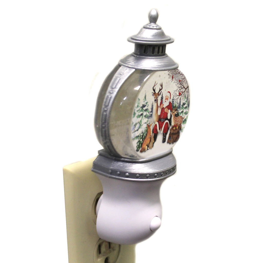 Lantern Swirl Nightlight 160154 Christmas Night Lights - SBKGIFTS.COM - SBK Gifts Christmas Shop Cincinnati - Story Book Kids