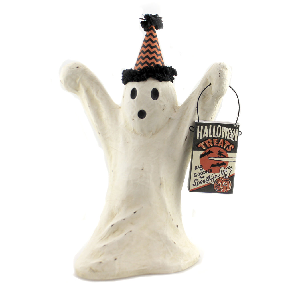 "12.25"" Spooky Ghost Tj9518 Halloween Figurines - SBKGIFTS.COM - SBK Gifts Christmas Shop Cincinnati - Story Book Kids"