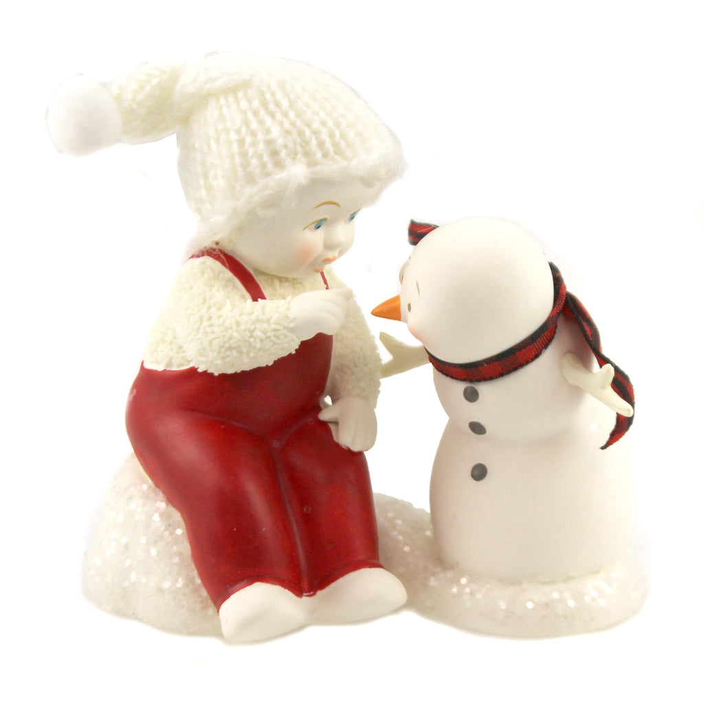 I See Your Point 6005764 Dept 56 Snowbabies Figurines - SBKGIFTS.COM - SBK Gifts Christmas Shop Cincinnati - Story Book Kids