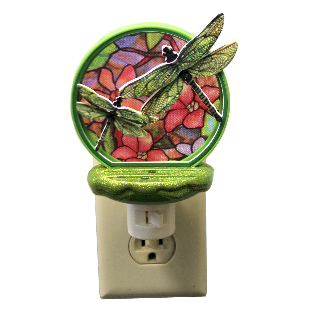Dragonfly Nightlight 140902 Home Decor Night Lights - SBKGIFTS.COM - SBK Gifts Christmas Shop Cincinnati - Story Book Kids