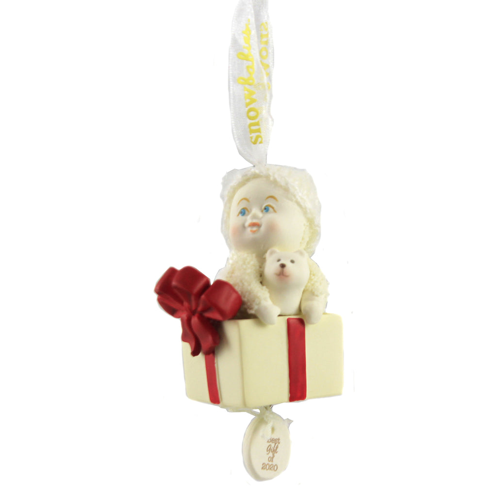 Best Gift Of 2020 Baby's First 6005812 Dept 56 Snowbabies Porcelain Ornaments - SBKGIFTS.COM - SBK Gifts Christmas Shop Cincinnati - Story Book Kids