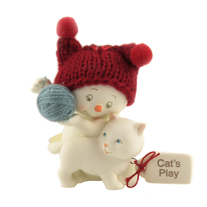 Snowpinion Cats Play Ornament 6005869 Holiday Ornament Porcelain Ornaments - SBKGIFTS.COM - SBK Gifts Christmas Shop Cincinnati - Story Book Kids