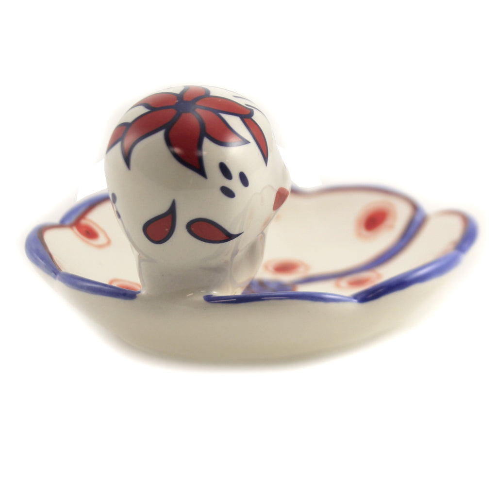 Day Of The Dead Skull Dish 10757. Tabletop Other Decorative Serveware And Kitchen Accessories - SBKGIFTS.COM - SBK Gifts Christmas Shop Cincinnati - Story Book Kids