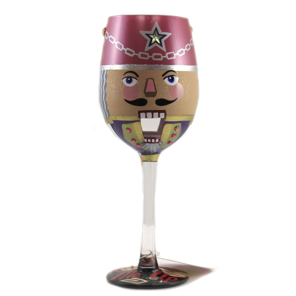 You Crack Me Up 6007496 Tabletop Wine Glasses - SBKGIFTS.COM - SBK Gifts Christmas Shop Cincinnati - Story Book Kids