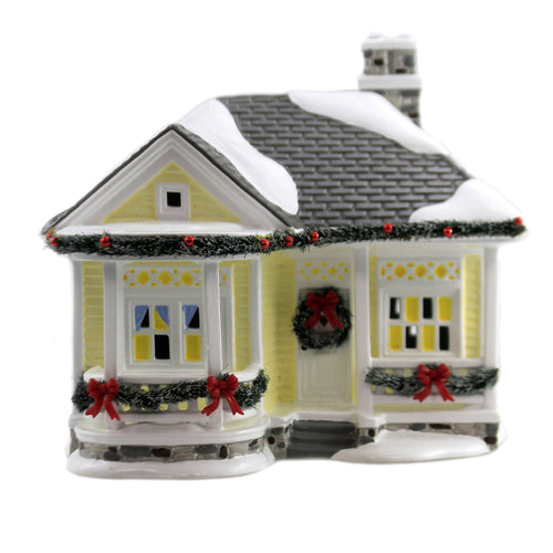 Morning Dew Cottage 6006976 Department 56 House Department 56 Village Buildings - SBKGIFTS.COM - SBK Gifts Christmas Shop Cincinnati - Story Book Kids