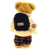 Boyds Bears Plush Kendall B Learnin Teddy Bear