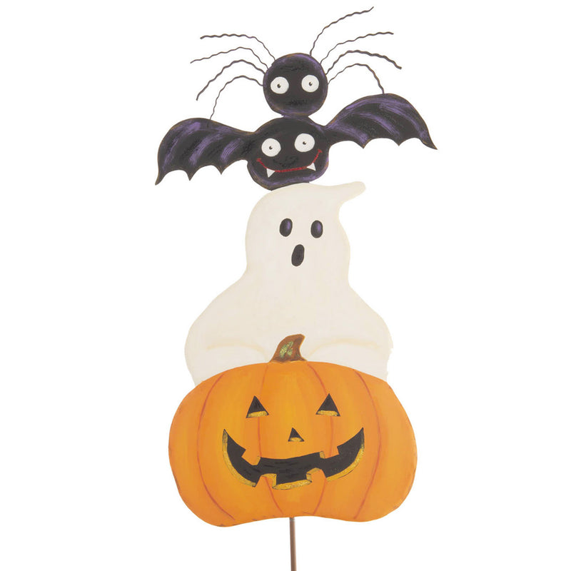 Halloween Icon Topiary F20036 Halloween Decorative Stakes And Pokes And Plant Sticks - SBKGIFTS.COM - SBK Gifts Christmas Shop Cincinnati - Story Book Kids