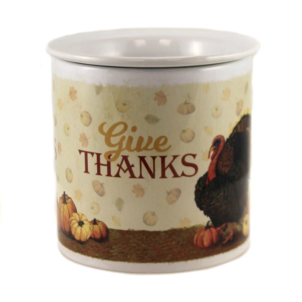 Give Thanks Dip Chiller 66790 Tabletop Serving Bowls - SBKGIFTS.COM - SBK Gifts Christmas Shop Cincinnati - Story Book Kids