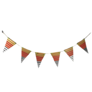 Candycorn Garland 9731531 Halloween Home Decor - SBKGIFTS.COM - SBK Gifts Christmas Shop Cincinnati - Story Book Kids