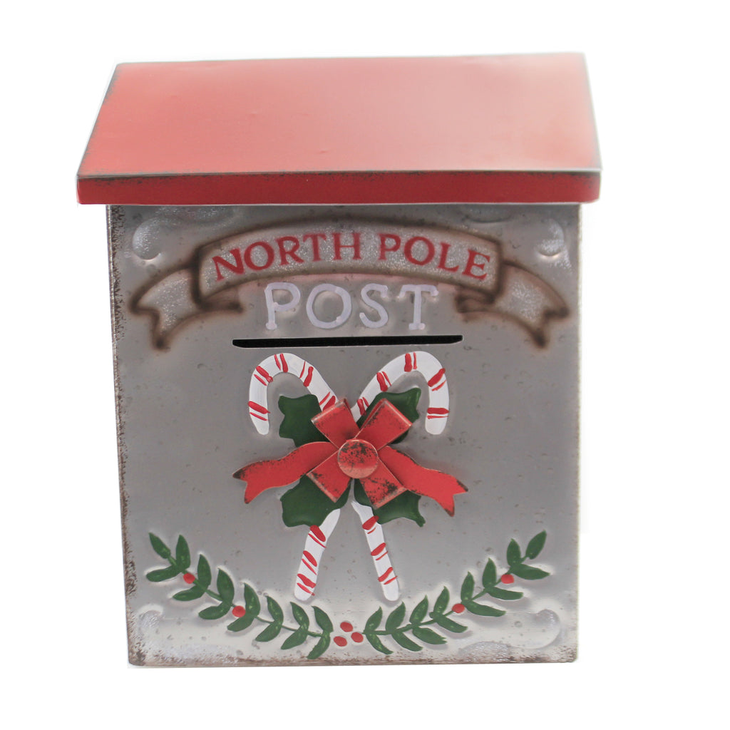 Letters To Santa Mail Box 9737060 Christmas Figurines - SBKGIFTS.COM - SBK Gifts Christmas Shop Cincinnati - Story Book Kids
