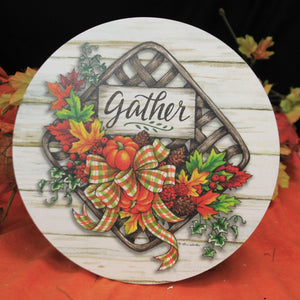 Gather Basket Stepping Stone 4401St Home & Garden Decorative Stepping Stones - SBKGIFTS.COM - SBK Gifts Christmas Shop Cincinnati - Story Book Kids
